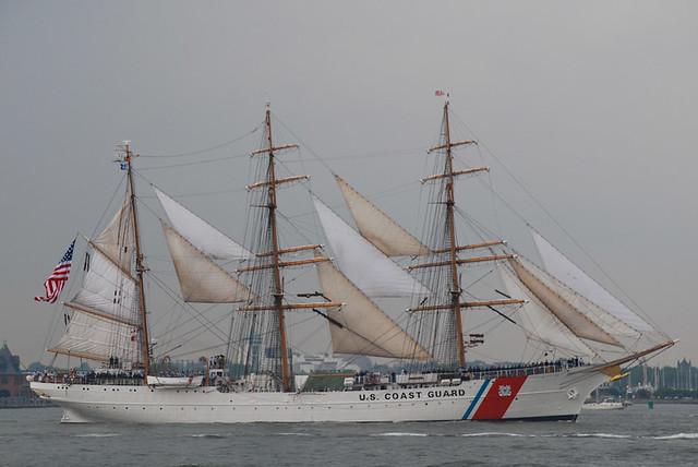 USCGC McCulloch Altes Schiffswrack vor Kalifornien