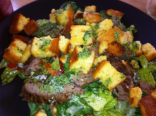 Salad TaDa!
