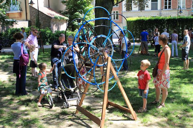 Structure Musicales - De reuzeninstrumenten - Leuven in Scène 2012