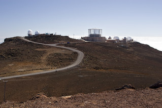 Observatory & Air Force facility