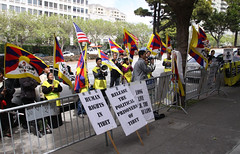 Human rights in Tibet!