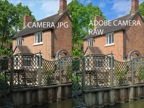 Fuji X-Pro 1 Adobe Camera Raw