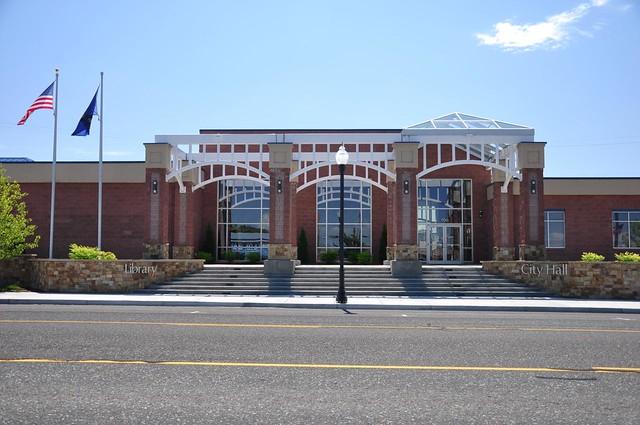 City Hall & Library