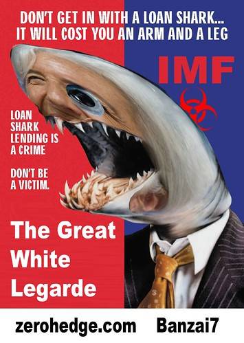IMF WARNING by Colonel Flick