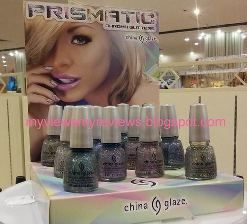 Prismatic Chroma Glitters
