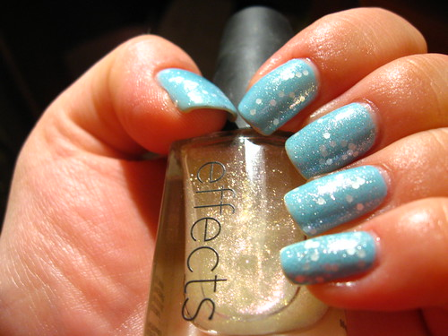 Prom Dress nails!