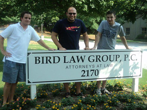 Jeremy Ciccone proves that bird law may actually be a thing