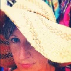It's floppy #hat season! #photoadayjune