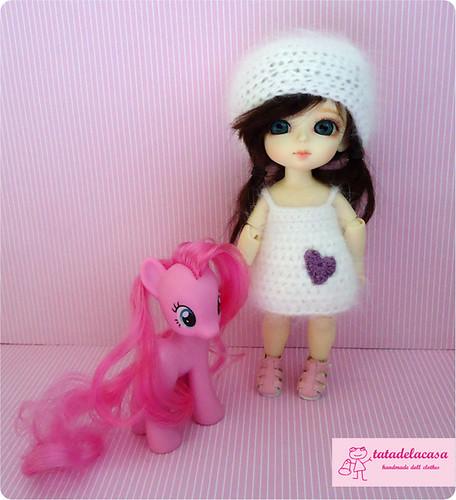 Luna y Pequeño Pony by tatadelacasa