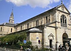 Église Notre-Dame de Clignancourt PARIS, France