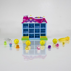 Squinkies Zinkies Dollhouse