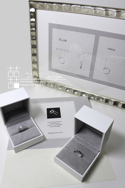 Cipher 密碼 Wedding ring