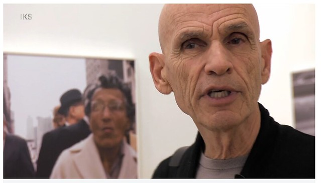 A Short Video With Photographer Joel Meyerowitz