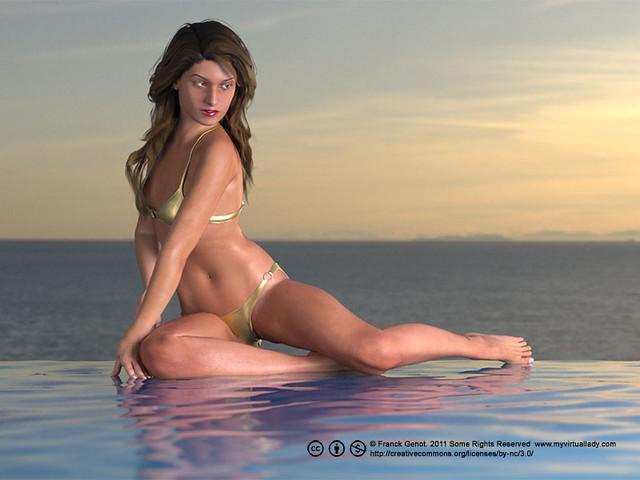 Infinity Pool Girls Nude Women