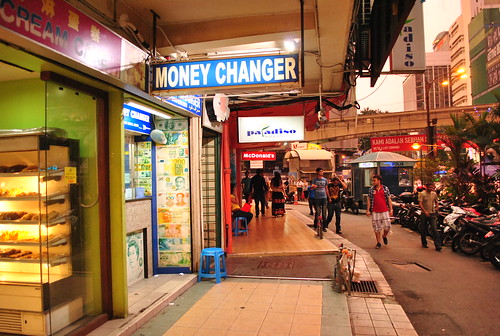 money changer in KL