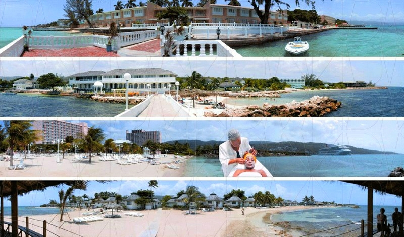 Travel-009-JAMAICA-by-DMNikas-for-airline-resort-promotion-