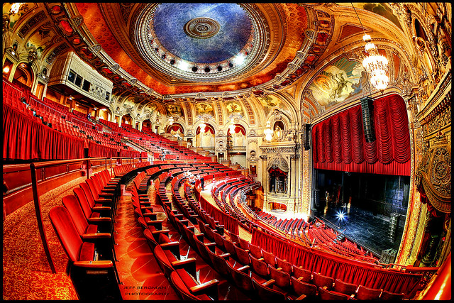the chicago theatre flickr photo sharing. Black Bedroom Furniture Sets. Home Design Ideas