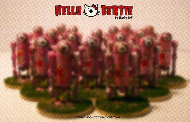 Hello Bertie Promo