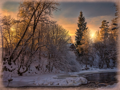 winter landscape, Norway