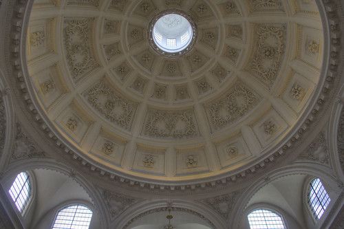 The mighty dome