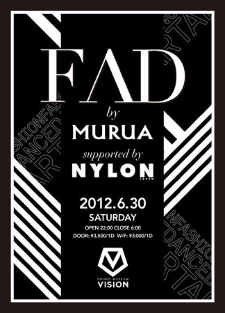 FAD by MURUA × NYLON