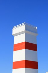 lighthouse without a light