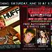 HUFFmovie Podcast , Fright Night Film Festival, Louisville Kentucky