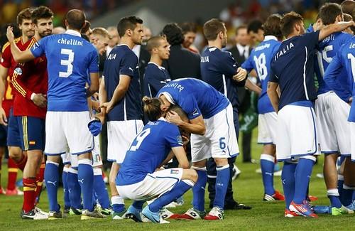 Italy - Euro '12 loss