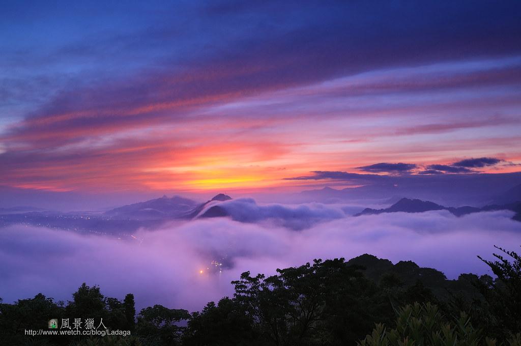 雲端上的黎明