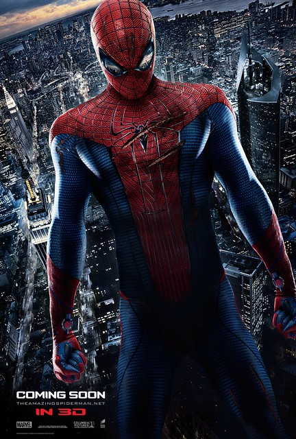 Amazing Spider Man Poster
