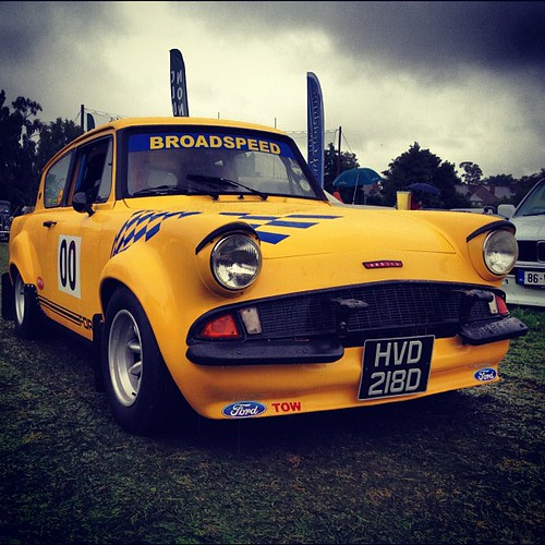 #Ford Anglia #classiccar by Gribers