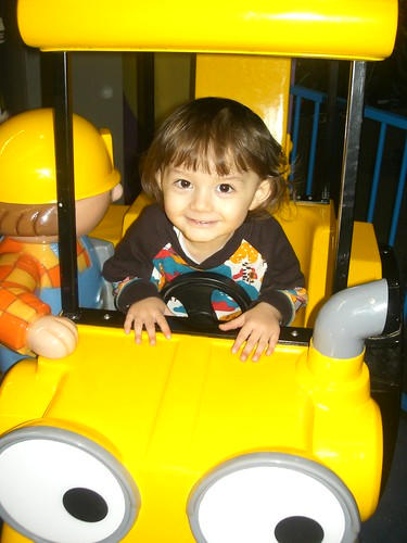 Bob the Builder ride