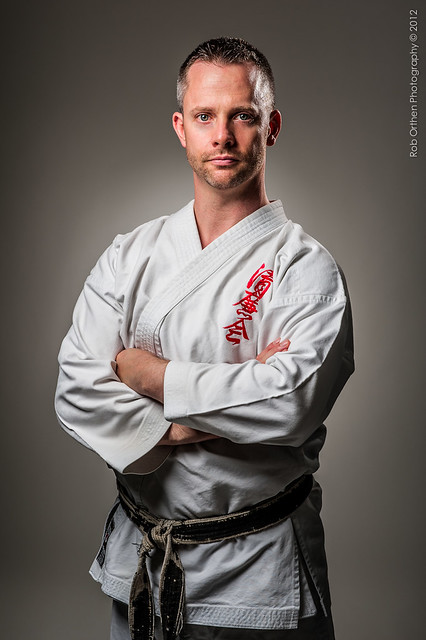 Martial Arts Master Scott Cohen I