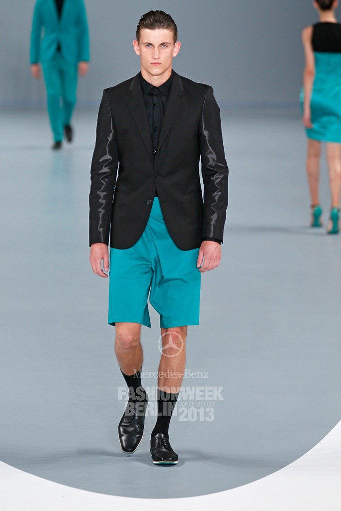 SS13 Berlin Hugo by Hugo Boss020_Robin Ahrens(Mercedes-Benz FW)