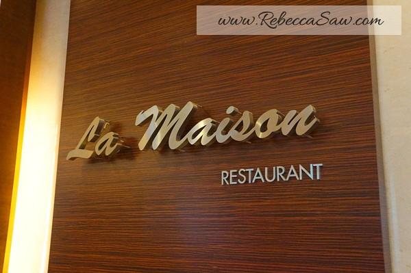 Ramadhan buffet, silka Maytower hotel, KL-003