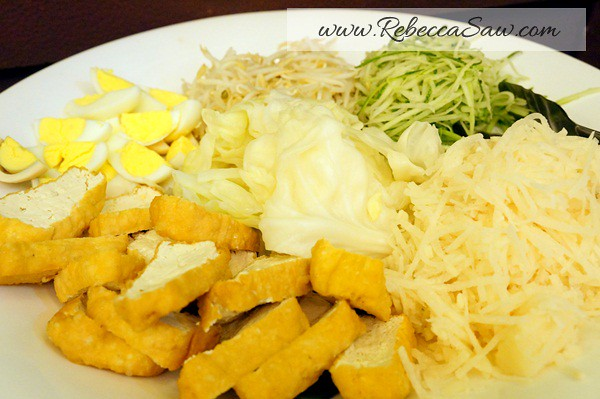 Ramadhan buffet, silka Maytower hotel, KL-033