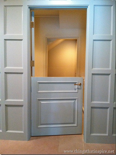 our dutch door opens to the downstairs laundry room and 375 x 501 · 462 kB · png