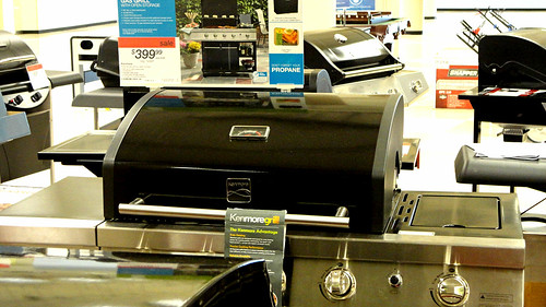 Kenmore 399 grill