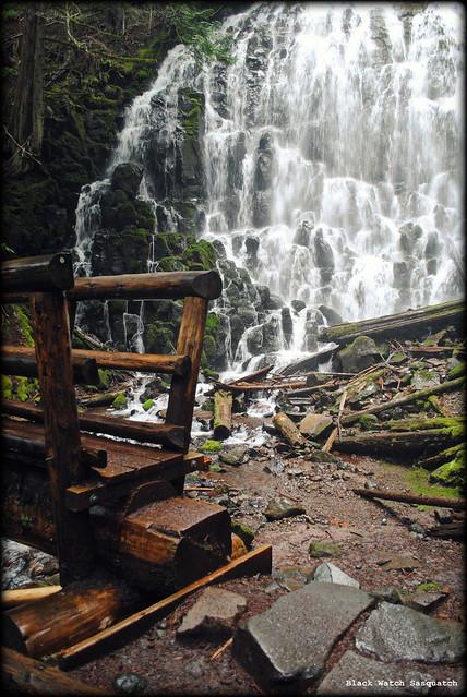Ramona Falls - Mt. Hood