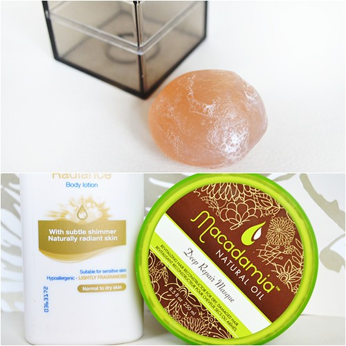 Cor Silver soap Macadamia deep repair masque