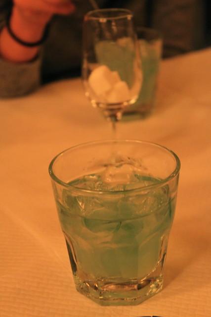 absinthe neat