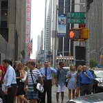 52nd Street and 6th Ave.