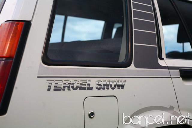 ITT: Toyota Tercel Snow 4WD
