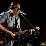 The White Buffalo performs live on 6.18.12 in WFUV's Studio A.