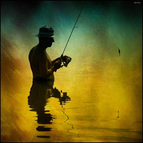 (1433) Fisherman
