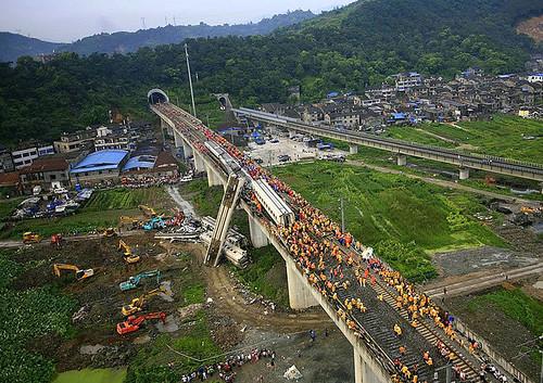 温州动车事故2011-07-23