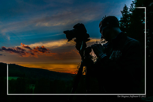 sunset portrait norway norge photo silk photographers kongsberg