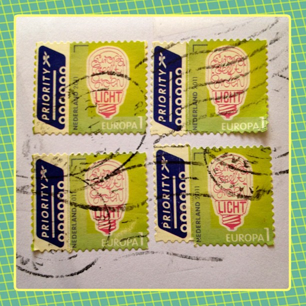 #stamp #postmark #holland