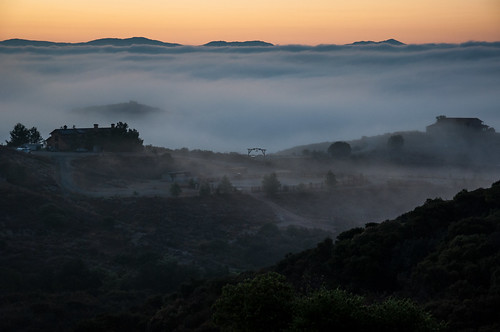 california morning fog sunrise landscape nikon murrieta d90 droke