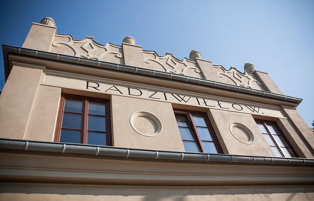 Radziwiłłów dworzec